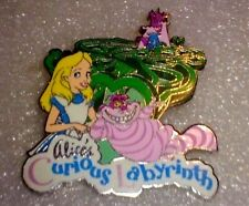 Disney Pin 100447 DLP- Attraction Series - Alice's Curious Labyrinth