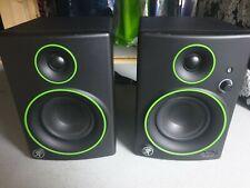 Mackie CR4BT Multimedia 4'' Studio Monitor Bluetooth Speakers (Pair)