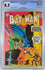Batman #113 CGC 8.5 1958 Very Rare in High Grade
