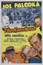 JOE PALOOKA IN THE KNOCKOUT Movie POSTER 27x40 Leon Errol Joe Kirkwood Jr.