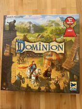 Hans im Glück - Dominion - Brettspiel,  Spiel des Jahres 2009; Neuwertig