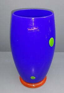 Vase / Glasvase von Vera Walther