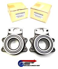 Genuine Nissan Rear Wheel Bearings Pair RH & LH - For Z32 300ZX VG30DETT