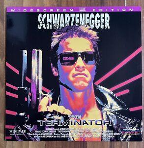 The Terminator Laserdisc