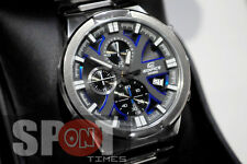 Casio Edifice Chronograph Stainless Steel Men's Watch EFR-544D-1A2