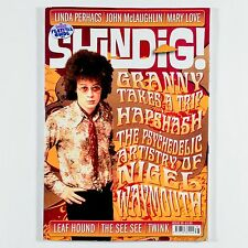SHINDIG! #38 UK IMPORT MAGAZINE NIGEL WAYMOUTH HAPSHASH & COLOURED COAT PERHACS