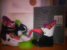 Raichle Snowboard Schuhe Stiefel Boots Snowboarder Hardboots Nanga Parbat