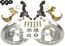 1969-72 CHEVY CHEVELLE EL CAMINO DISC BRAKE SPINDLES AND BRACKET KIT