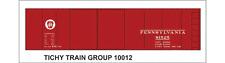 Tichy Train Group #10012 HO Scale PRR X-31F Boxcar Decals