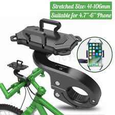 Cycle Motorcycle Bike Bicycle Handlebar Mount Holder for GPS & Cell Phone