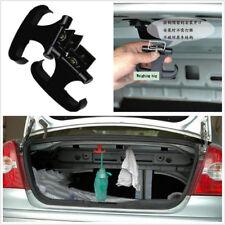 2Pcs Car Trunk Bag Hook Hanger Holder Automatically Retract Trunk Sundries Hook
