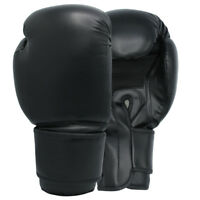 Boxing Gloves Mitts Kickboxing MMA Muay Thai Sparring 16 oz