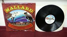 MALLARD S/T LP Virgin Records UK Vinyl Psych/Blues Rock ex captain beefheart