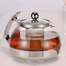 Infusores y filtros de té de vidrio