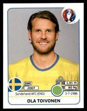 Panini Euro 2016 Ola Toivonen Sweden No. 566