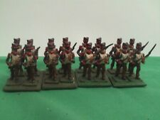 HINCHLIFFE 25/28mm NAPOLEONIC FRENCH LINE GRENADIER BATTALION X 16 PAINTED