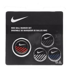 NIKE PRO GOLF BALL MARKER SET RRP £10 NEW GIFT NEW SEALED