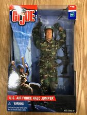 GI Joe U.S. Air Force Halo Jumper NIB