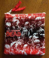 Walking Dead / Zombie Handmade Fidget Spinner Holder/ Coin Purse / CC Wallet