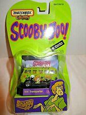 Matchbox Warner Brothers Studios Scooby-Doo! VW Transporter Van Shaggy 2000