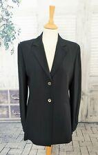 MARELLA Black smart jacket blazer size 12