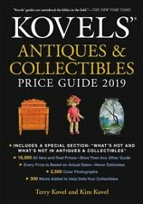 Kovels' Antiques & Collectibles Price Guide 2019, Paperback by Kovel, Terry; .