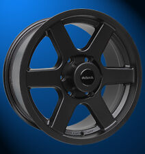 Diewe Wheels Avventura 8.5 X 17 6 X 139 25 Nero ohne Ring