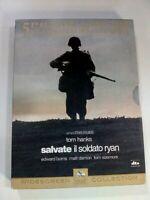 DVD Salvate Il Soldato Ryan (Steel Book) (2 Dvd) Steven Spielberg Paramount 1