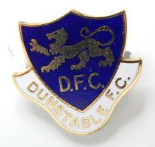 More details for dunstable football club enamel badge non league football club