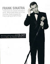 "Frank SINATRA"" 4cd-set incl. 36 page booklet ""Nuovo & Ovp 68 tracks 78rpm Time"