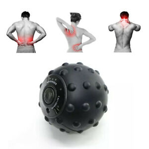NEW Vibrating Massage Ball Roller Fitness Ball Training Fascia Ball for GYM New