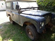 "Land rover swb series 3 88"" project spares repairs  4x4"