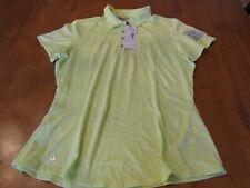 Womens Adidas Golf Shirt, NWT, L
