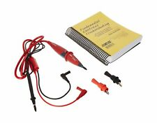 Electronic Specialties Dynamic Test Lead Fundamental Troubleshooting Book Safe