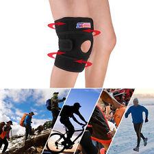 Soulagement de la douleur genou magnétique Support garde sport Gym arthrite AW
