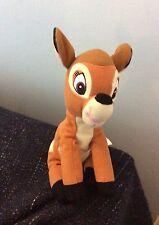 Disney Mini Bean Bag Bambi soft toy 6 inches