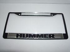 Hummer, H2, H3 License Plate Frame Brand New!
