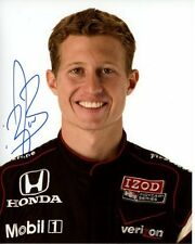 RYAN BRISCOE signed autographed INDY photo