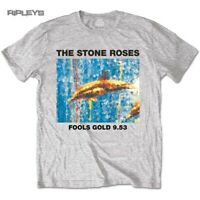 Official T Shirt THE STONE ROSES Original Cover  Fools Gold All Sizes