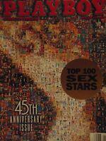 Playboy January 1999 45th Anniversary | Marilyn Monroe Jaime Bergman #8165