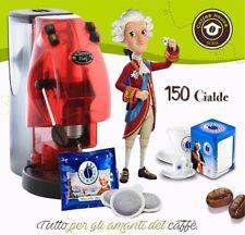 MACCHINA da per CAFFE Frog Revolution Didiesse 150 cialde BORBONE MISCELA blu
