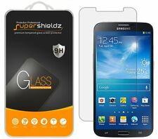 3X Supershieldz Samsung Galaxy Mega 2 Tempered Glass Screen Protector Saver
