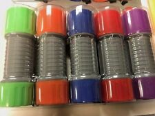 NEW- 5 Pack LED Camo Flash Lights- 6 LED- w/3 AAA batteries each included