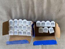 Kwikset Nickel Plates Rekeying Pins Lot Variety