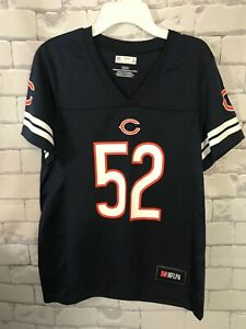 Khalil Mack #52 Chicago Bears Football Jersey - Size Women's Small