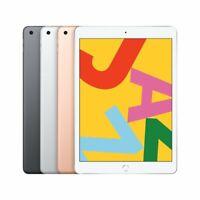 "Apple iPad 7th Gen 10.2"" 32GB 128GB Gray/Gold/Silver WiFi 2019 Latest Model NEW"