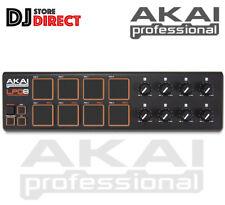AKAI LPD8 Laptop MIDI USB Controller Drum Pad Live Performance Music FREE P&P