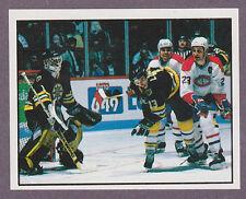 1988-89 Panini NHL Hockey Sticker Bob Gainey #164 Montreal Canadiens Action