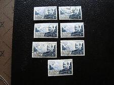 ALGERIE - timbre yvert et tellier n° 306 x7 obl (A9)  stamp algeria