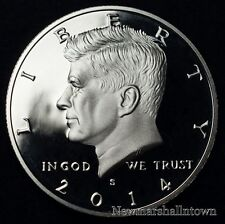 2014 S  Kennedy Half Dollar Mint Silver Proof ~ US Coin from Original Proof Set